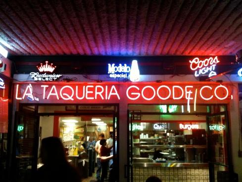 Goode Company Taqueria