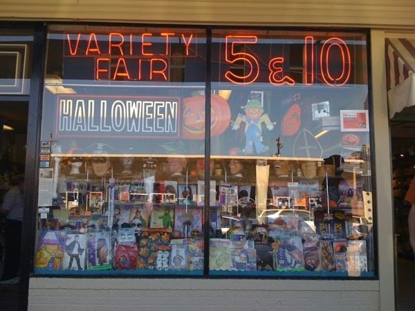 Variety Fair Store Front